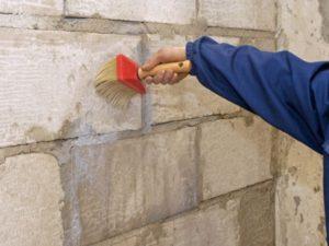 Утепление фасада минватой - подготовка стен