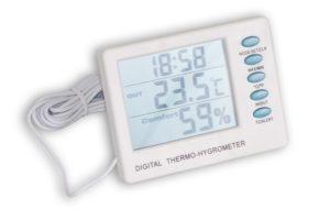 Прибор термогигрометр