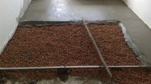 Керамзит для утипеления бетонного пола