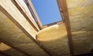 Толщина утеплителя для крыши