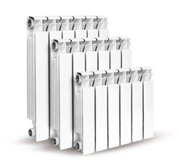 Установка алюминиевых радиаторов отопления своими руками