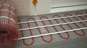 Кабель для электрического теплого пола