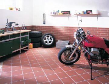Теплый пол в гараже