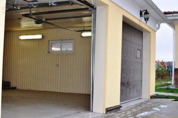 Дизайн проект гаража внутри