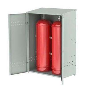 Отопление гаража газом из баллонов
