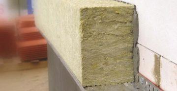 Расчет толщины утеплителя для стен