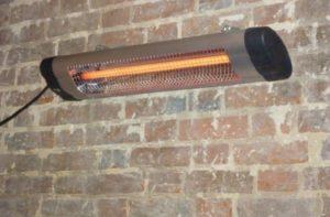 Электрические инфракрасные обогреватели для гаража