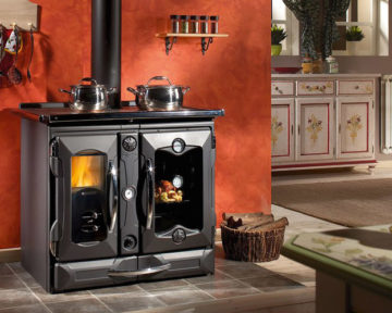 Печи на дровах длительного горения для дома