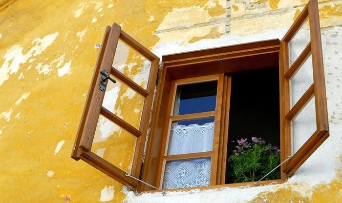 Как утеплить старые двойные деревянные окна на зиму