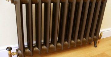 Радиаторы чугунные мс-140-500 технические характеристики