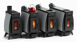 Отопительно-варочные печи длительного горения Термофор