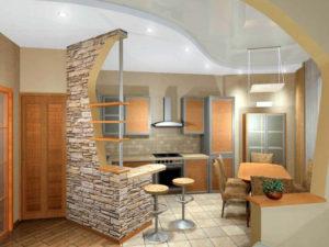 Отделка стен для квартиры или дома
