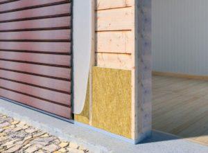 Утепление деревянным сайдоингом