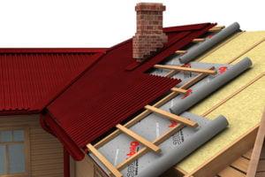 Способы утепления крыши