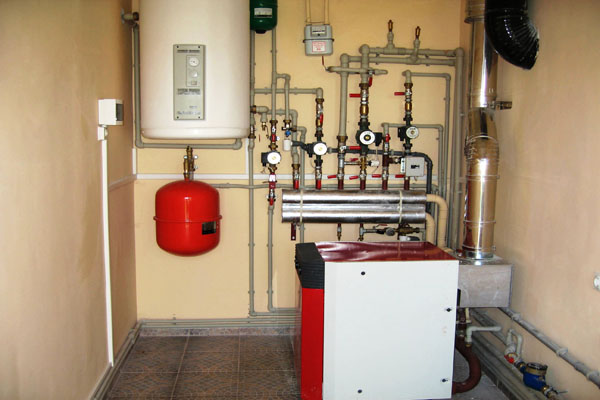 Настройка системы отопления частного дома