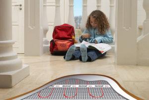 Где тепло: эффективность теплого пола в спецпомещениях