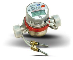 Механические (тахометрические) счётчики отопления