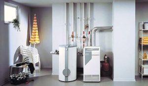 Газовое отопление в доме